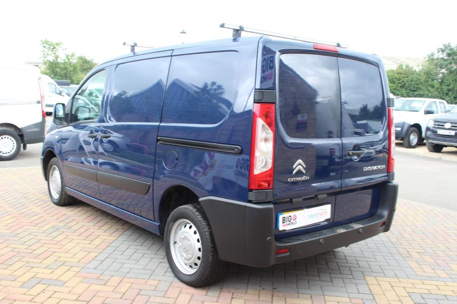 CITROEN DISPATCH 1000 HDI 90 L1 H1 ENTERPRISE SWB LOW ROOF - 6492 - 8