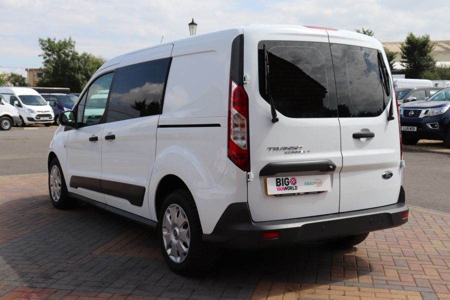 FORD TRANSIT CONNECT 240 TDCI 120 L2H1 TREND POWERSHIFT LWB LOW ROOF - 9769 - 7