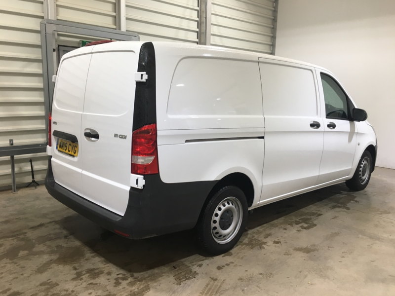 MERCEDES VITO 111 CDI 114 LWB LOW ROOF - 11070 - 4