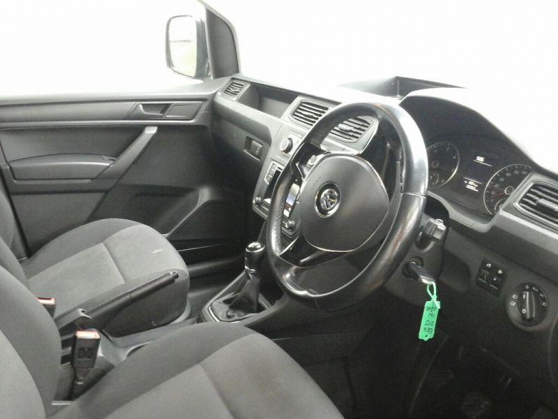 VOLKSWAGEN CADDY C20 TDI 150 HIGHLINE - 10610 - 7