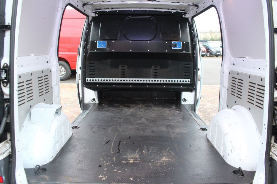MERCEDES VITO 113 CDI 136 COMPACT SWB LOW ROOF - 7100 - 22