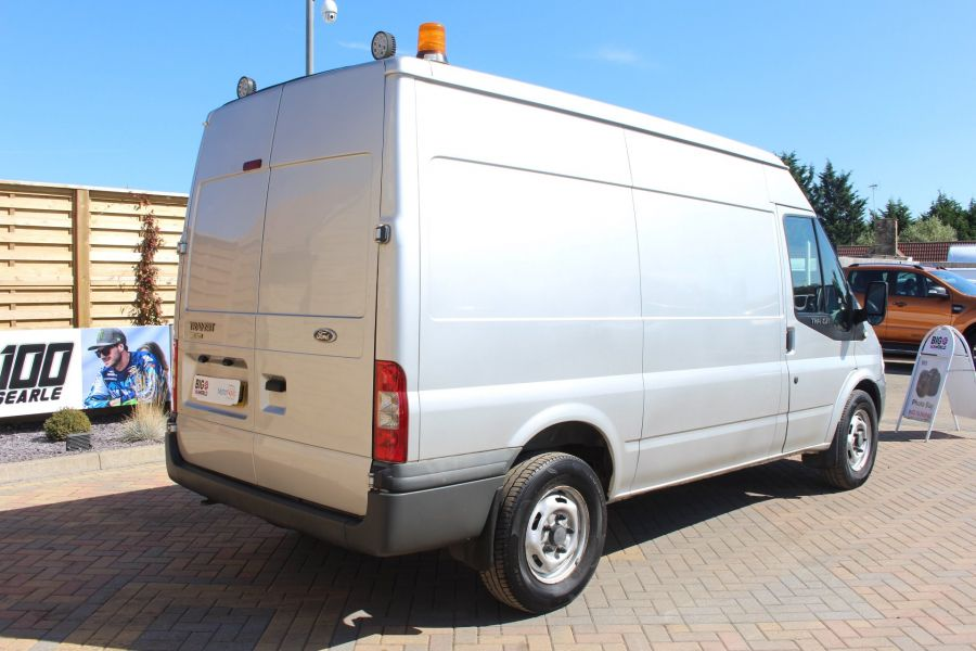 FORD TRANSIT 350 TDCI 100 MWB HIGH ROOF RWD - 6671 - 5