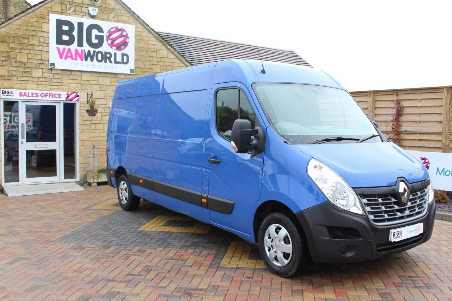 RENAULT MASTER LM35 DCI 135 BUSINESS PLUS ENERGY LWB MEDIUM ROOF FWD - 7655 - 3