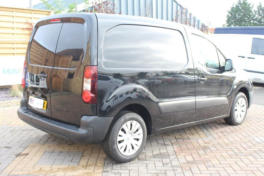 CITROEN BERLINGO 625 HDI 75 ENTERPRISE L1 H1 SWB LOW ROOF - 6794 - 5