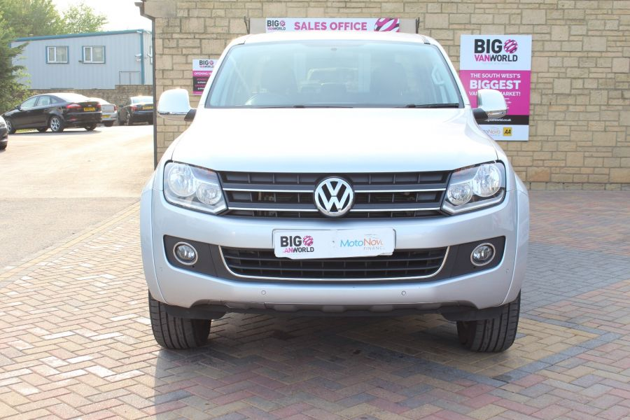 VOLKSWAGEN AMAROK DC BITDI 180 HIGHLINE 4MOTION DOUBLE CAB - 9182 - 10