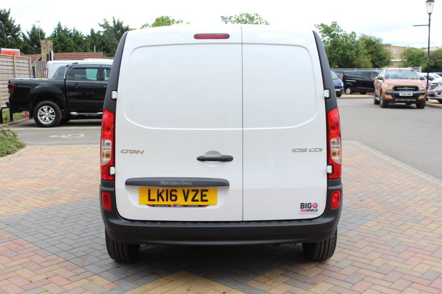 MERCEDES CITAN 109 CDI 90 LWB LOW ROOF - 9392 - 6