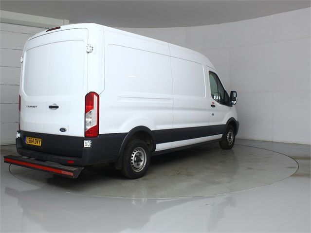 FORD TRANSIT 310 TDCI 100 L3 H2 LWB MEDIUM ROOF - 7153 - 2