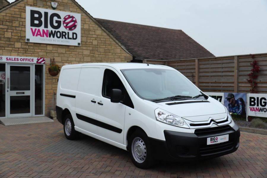 CITROEN DISPATCH 1200 HDI 125 L2H1 ENTERPRISE LWB LOW ROOF - 12020 - 3