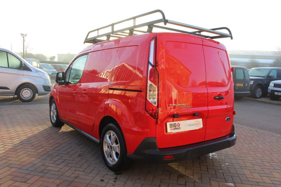 FORD TRANSIT CONNECT 200 TDCI 115 LIMITED L1 H1 SWB LOW ROOF - 7173 - 7