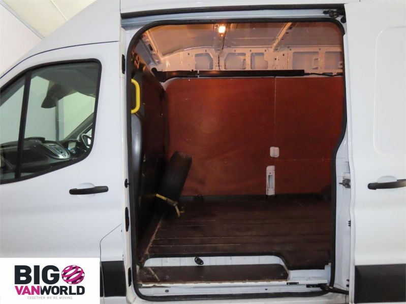 FORD TRANSIT 350 TDCI 130 L3H3 TREND LWB HIGH ROOF - 10951 - 12
