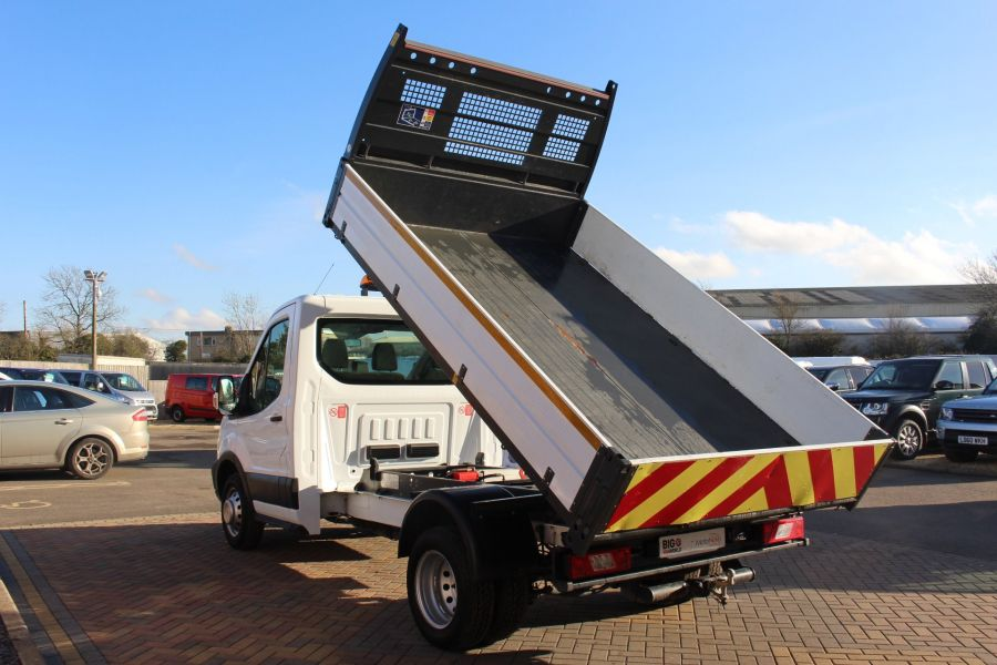 FORD TRANSIT 350 TDCI 125 SINGLE CAB 'ONE STOP' ALLOY TIPPER DRW - 7213 - 6
