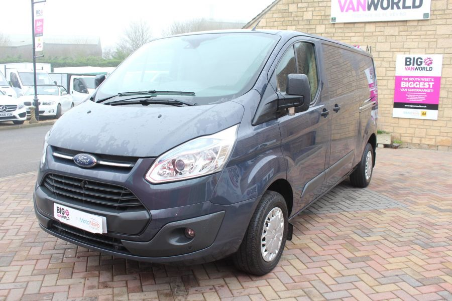 FORD TRANSIT CUSTOM 290 TDCI 125 L2 H1 TREND LWB LOW ROOF FWD - 7063 - 8