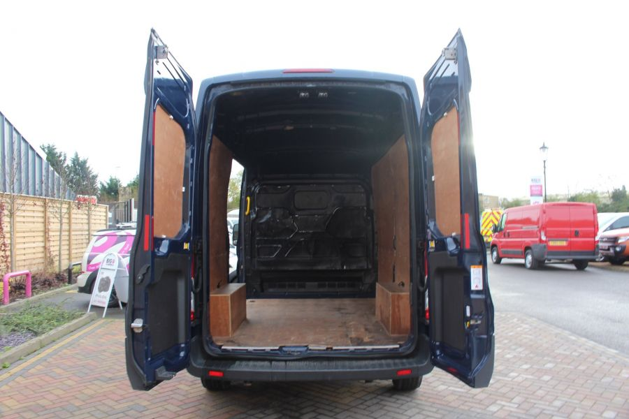 FORD TRANSIT 350 TDCI 155 L2 H3 MWB HIGH ROOF FWD - 6842 - 19