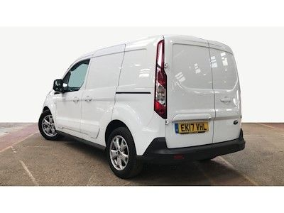 FORD TRANSIT CONNECT 200 TDCI 120 L1H1 LIMITED SWB LOW ROOF - 11208 - 5