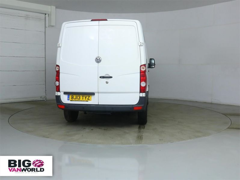 VOLKSWAGEN CRAFTER CR30 TDI 109 SWB LOW ROOF - 8938 - 5