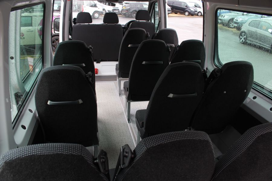 MERCEDES SPRINTER 316 CDI 163 TRAVELINER LWB 15 SEAT BUS HIGH ROOF - 8106 - 31