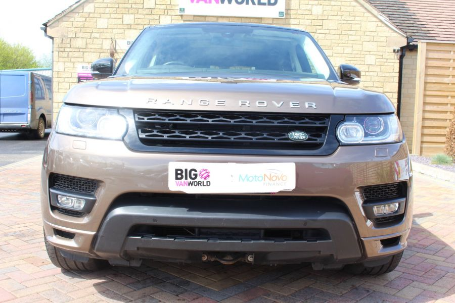 LAND ROVER RANGE ROVER SPORT SDV6 AUTOBIOGRAPHY DYNAMIC - 6603 - 9