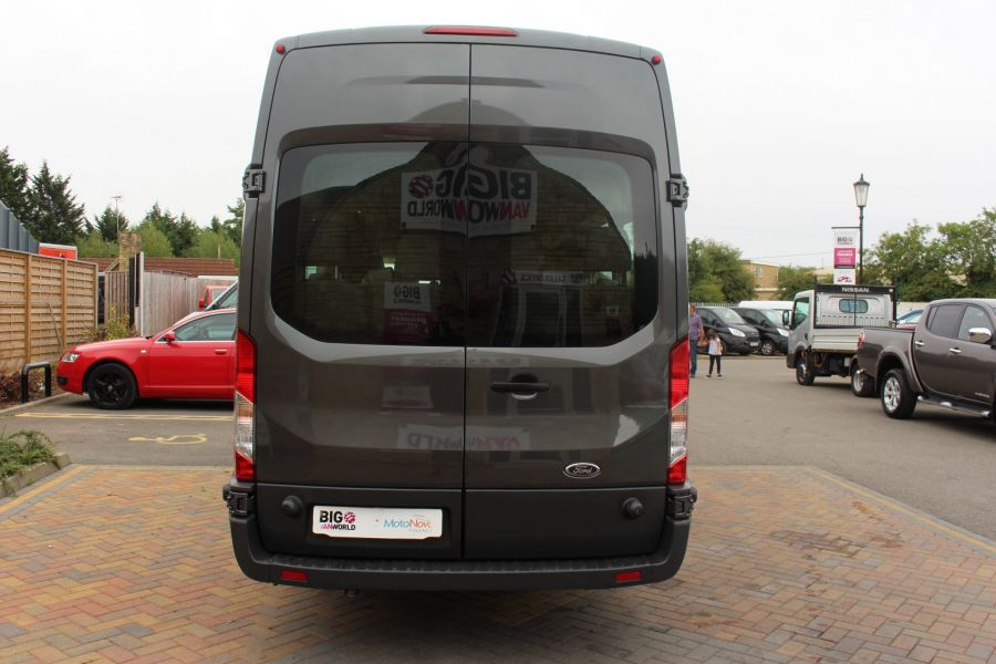FORD TRANSIT 460 TDCI 155 L4 H3 17 SEAT BUS HIGH ROOF DRW RWD - 8132 - 6