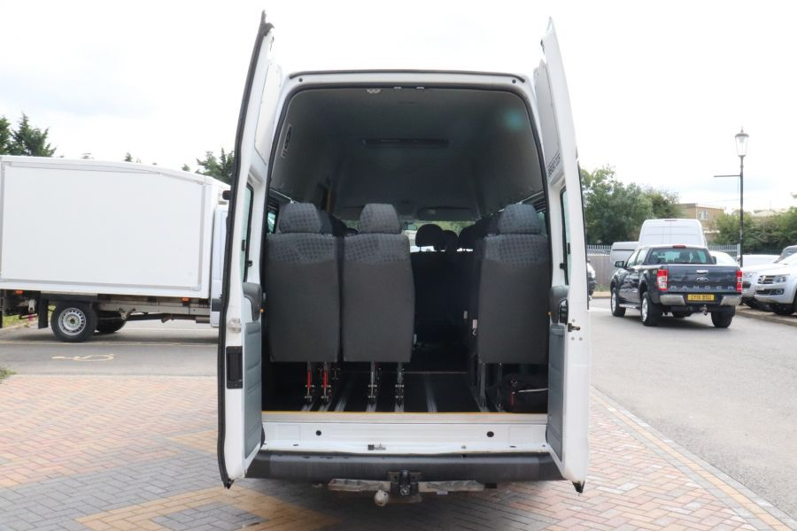 FORD TRANSIT 430 TDCI 135 EL LWB 17 SEAT BUS WITH WHEELCHAIR ACCESS HIGH ROOF DRW RWD - 9665 - 37