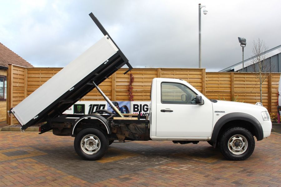 FORD RANGER 4X4 TDCI REGULAR CAB ALLOY TIPPER - 7054 - 4