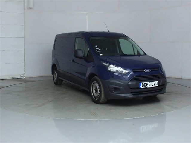FORD TRANSIT CONNECT 240 TDCI 95 L2 H1 LWB LOW ROOF - 7474 - 1