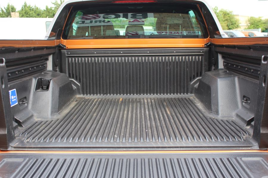 FORD RANGER WILDTRAK TDCI 200 4X4 DOUBLE CAB - 9461 - 41