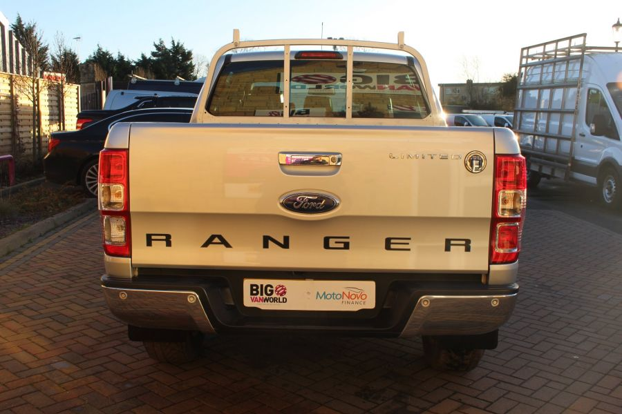 FORD RANGER TDCI 150 LIMITED 4X4  DOUBLE CAB - 6981 - 6