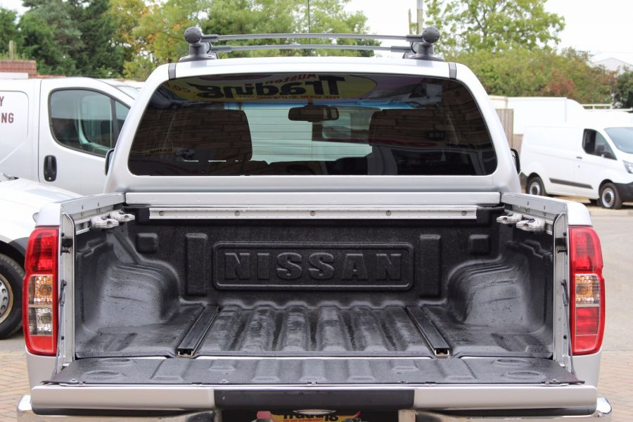NISSAN NAVARA DCI 190 TEKNA CONNECT 4X4 DOUBLE CAB - 5188 - 21