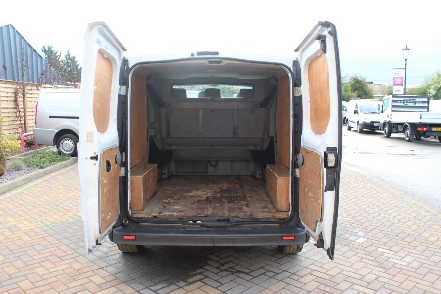 RENAULT TRAFIC LL29 DCI 115 L2 H1 DOUBLE CAB LWB CREW VAN - 6787 - 20