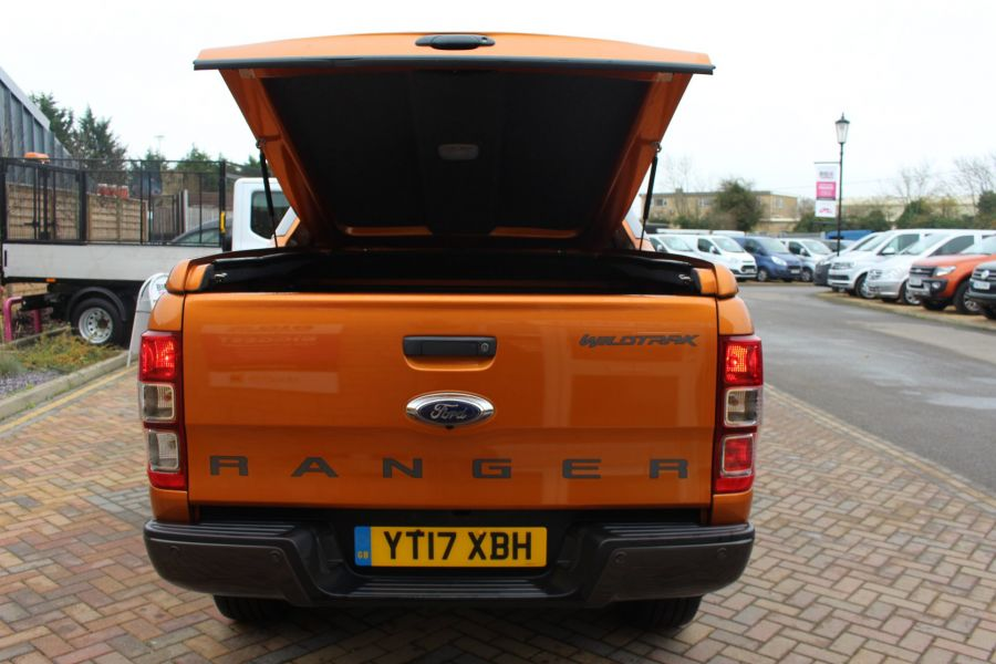 FORD RANGER WILDTRAK 4X4 TDCI 200 DOUBLE CAB - 6921 - 25
