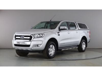 FORD RANGER TDCI 160 LIMITED 4X4 DOUBLE CAB WITH TRUCKMAN TOP - 10906 - 8