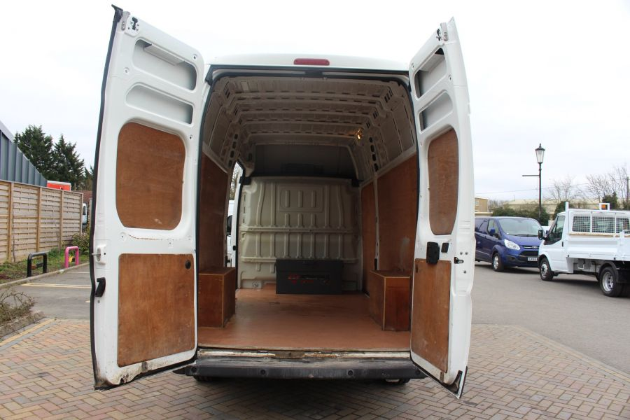 CITROEN RELAY 35 HDI 130 HEAVY L4 H3 ENTERPRISE HIGH ROOF - 9043 - 20