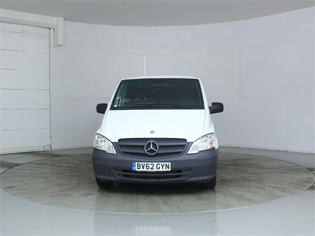 MERCEDES VITO 116 CDI 163 COMPACT SWB LOW ROOF - 7571 - 6