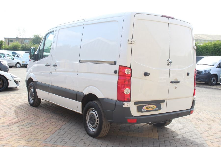 VOLKSWAGEN CRAFTER CR30 TDI 109 BHP SWB LOW ROOF - 6069 - 5