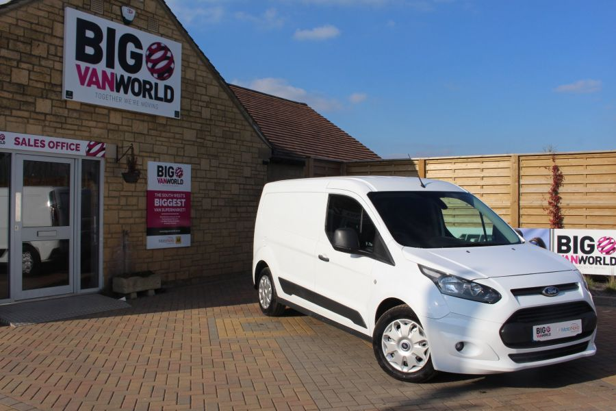 FORD TRANSIT CONNECT 240 TDCI 115 L2 H1 TREND LWB LOW ROOF - 7355 - 1
