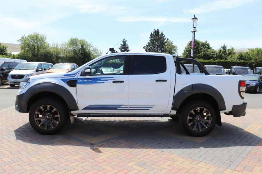 FORD RANGER TDCI 200 M SPORT 4X4 DOUBLE CAB  - 10739 - 9
