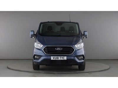 FORD TRANSIT CUSTOM 300 TDCI 170 L2H1 LIMITED LWB LOW ROOF - 11217 - 9