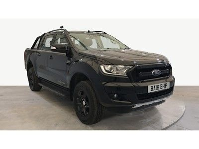 FORD RANGER TDCI 160 BLACK EDITION 4X4 DOUBLE CAB WITH ROLL'N'LOCK TOP - 11531 - 1