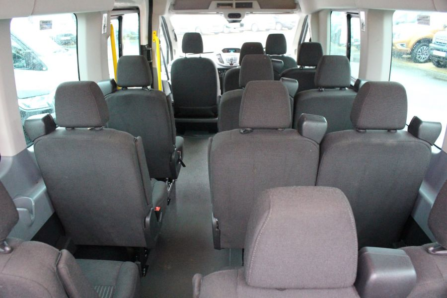 FORD TRANSIT 460 TDCI 125 L4 H3 TREND 17 SEAT BUS HIGH ROOF DRW RWD - 8462 - 27