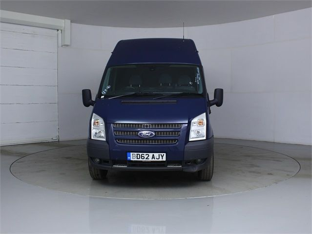 FORD TRANSIT 350 TDCI 125 TREND MWB HIGH ROOF FWD - 7095 - 6