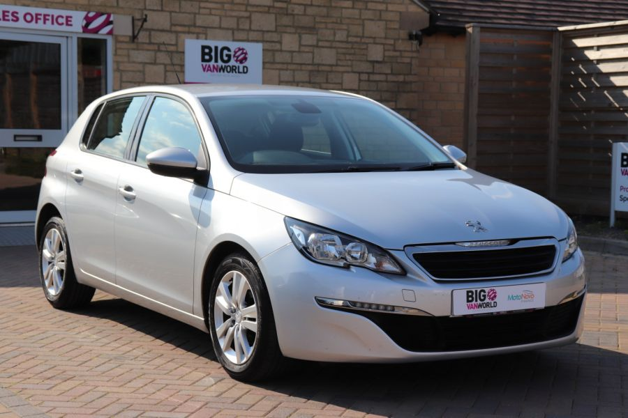 PEUGEOT 308 1.6 BLUE HDI 100 S/S ACTIVE - 9770 - 3
