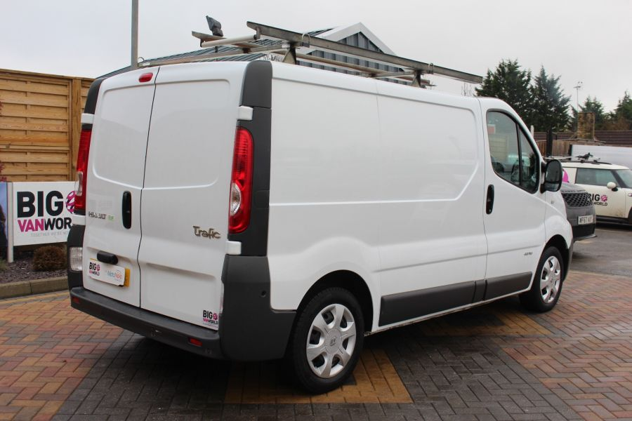 RENAULT TRAFIC SL27 DCI 115 L1 H1 SWB LOW ROOF - 7062 - 5