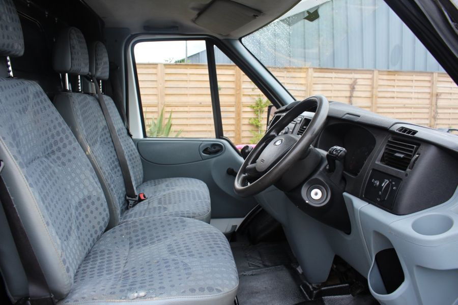 FORD TRANSIT 350 TDCI 115 LWB MEDIUM ROOF RWD - 8295 - 10