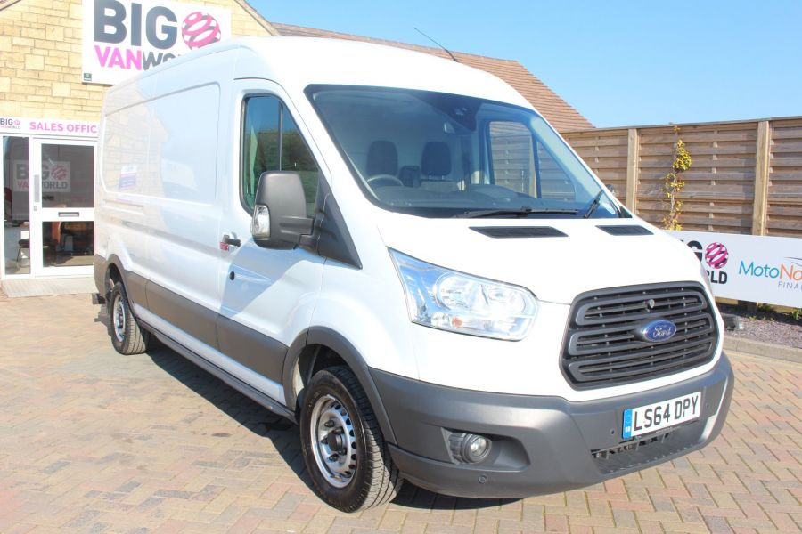 FORD TRANSIT 310 TDCI 100 L3 H2 LWB MEDIUM ROOF RWD - 9195 - 1