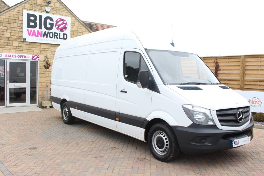 MERCEDES SPRINTER 316 CDI LWB EXTRA HIGH ROOF - 5969 - 3