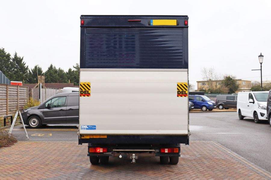FORD TRANSIT 350 TDCI 100 MWB EXTRA HIGH LUTON BODY WITH TAIL LIFT DRW RWD - 10491 - 7