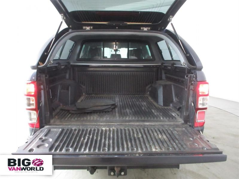 FORD RANGER WILDTRAK TDCI 200 4X4 DOUBLE CAB WITH TRUCKMAN TOP - 8963 - 16