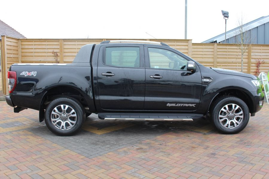 FORD RANGER WILDTRAK TDCI 197 4X4 DOUBLE CAB - 7635 - 4