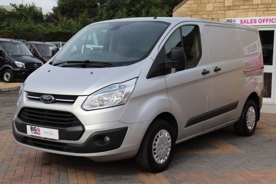 FORD TRANSIT CUSTOM 270 TDCI 100 L1 H1 TREND SWB LOW ROOF FWD - 9455 - 9