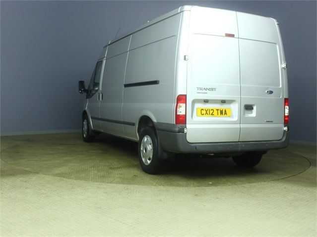 FORD TRANSIT 350 TDCI 125 TREND LWB MEDIUM ROOF FWD - 7509 - 4